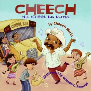 Cheech The School Bus Driver Cover