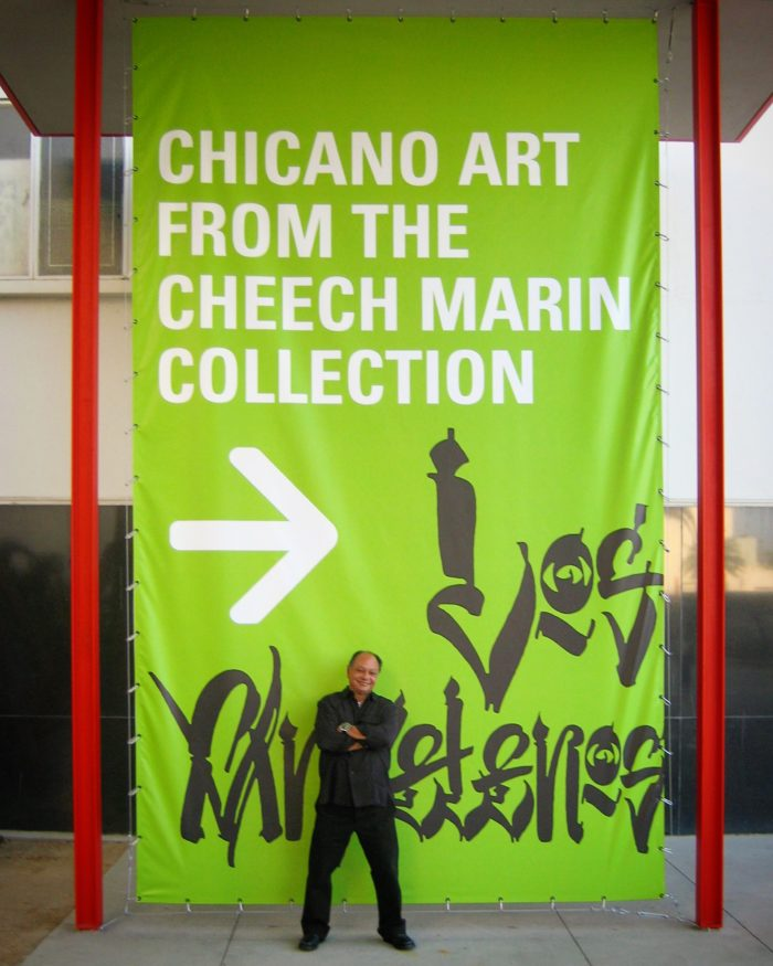 Los Angelenos/Chicano Painters of L.A.: Selections from the Cheech Marin Collection